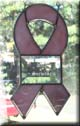 Breast Cancer Survivor Ribbon
